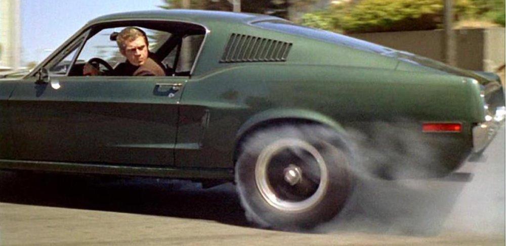 La Ford Mustang di Steve McQueen nel film Bullit va all'asta