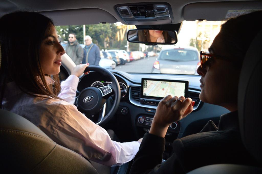 Donne al volante non fa più rima con pericolo costante