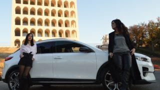 Kia Xceed, è un CUV l'auto urbana più amata dalle giornaliste automotive
