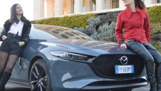 Mazda 3, auto dell'anno secondo le donne