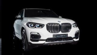 Alcantara veste BMW X5 per la Timeless Edition