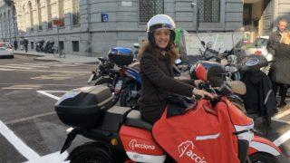 Con ACCIONA, lo scooter sharing a Milano parla spagnolo