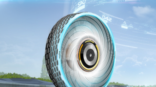 "Salone dell'auto di Ginevra: Goodyear via ""web"""