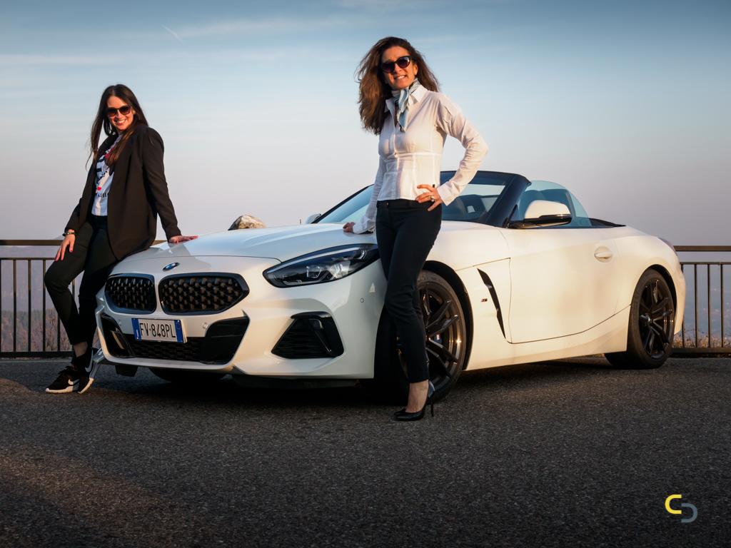 BMW Z4 M40i: una cabrio per tutte le stagioni.
