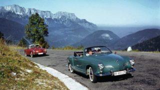 """Viaggio in casa Volkswagen: ecco dove si trova il regno del """"tetto in tela"""""""