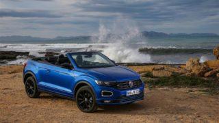 T-Roc, il crossover di Volkswagen diventa cabrio