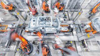 AudiStream: visite virtuali dello stabilimento di Ingolstadt