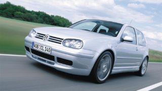 Volkswagen Golf é l'auto più venduta online