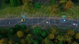 Car2X Volkswagen, la tecnologia sulla Golf 8 premiata per la sicurezza