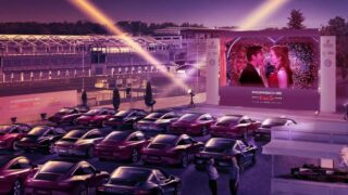 Drive-in, estate nell'autodromo di Monza a motori… spenti