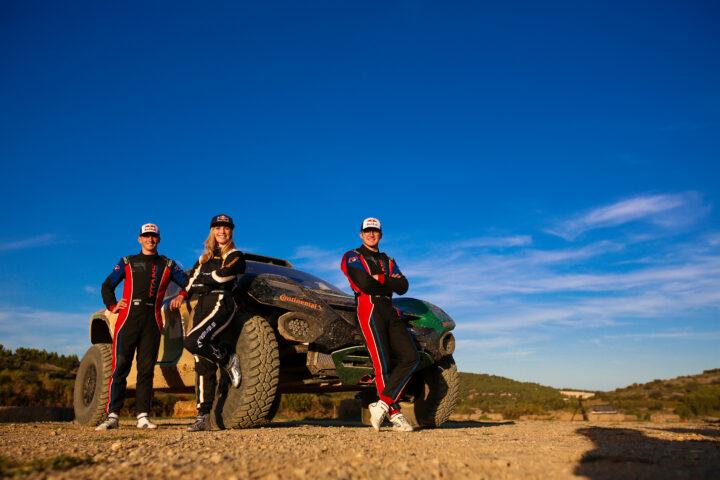 Extreme E: la serie elettrica off-road in pole position per la parità di genere