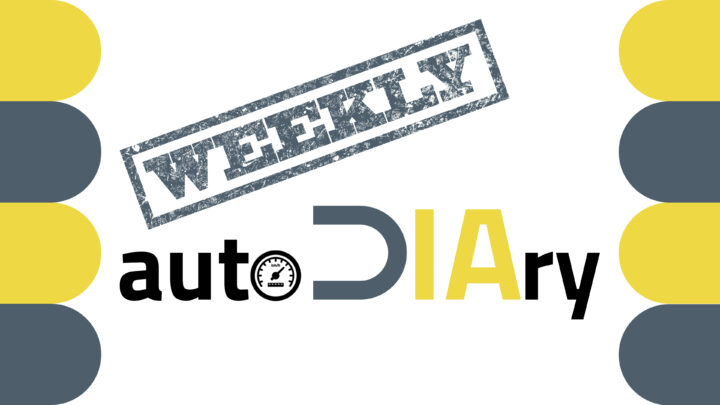 Weekly AutoDIAry – Episode 2