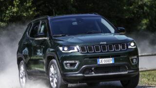 """Nuova Jeep Compass: guidare il """"made in Italy"""" sempre connessi"""