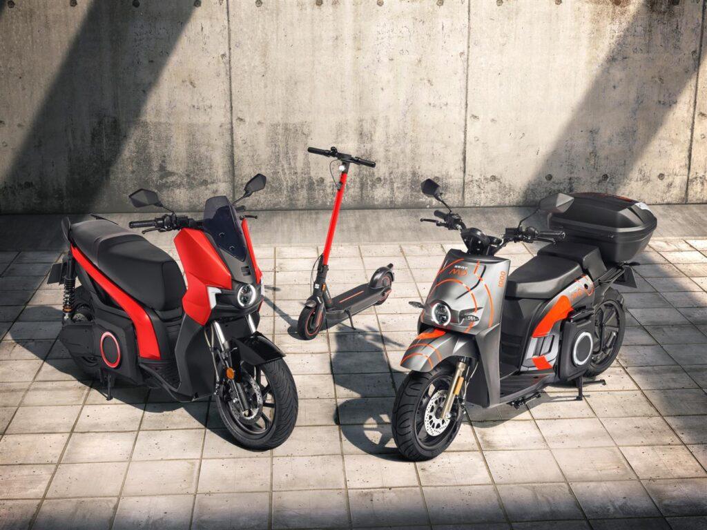 SEAT MÓ: il nuovo brand della mobilità urbana della Casa di Martorell