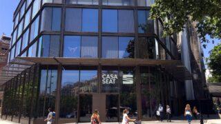 Nel cuore di Barcellona nasce CASA SEAT: l'hub per sentirsi parte integrante della famiglia SEAT e CUPRA.