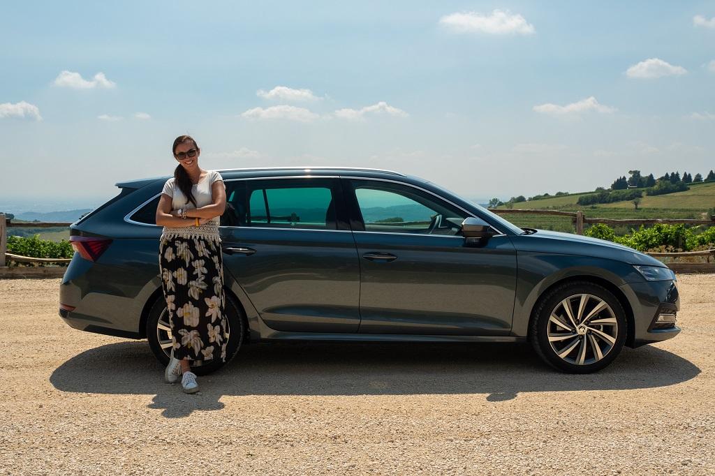 Nuova ŠKODA Octavia Wagon: praticità e comfort per la famiglia e…non solo