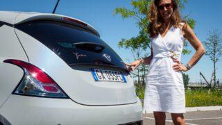 Lancia Ypsilon Hybrid all photos