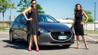 Nuova Mazda 2: la compatta di Hiroshima indossa l'ibrido