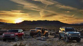 Nuovo Ford Bronco 2021: il 4×4 americano off-road per eccellenza è tornato