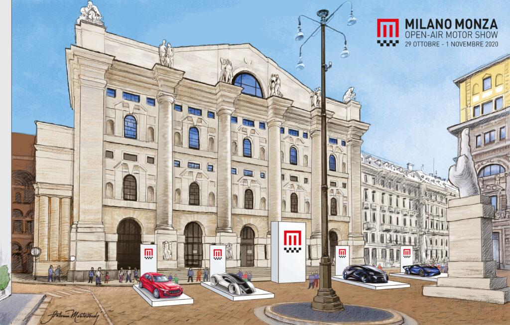 Milano Monza Open-Air Motor Show: il salone anti-covid19
