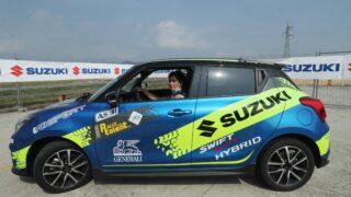 Suzuki Swift Sport Hybrid: prima hot hatch green della storia