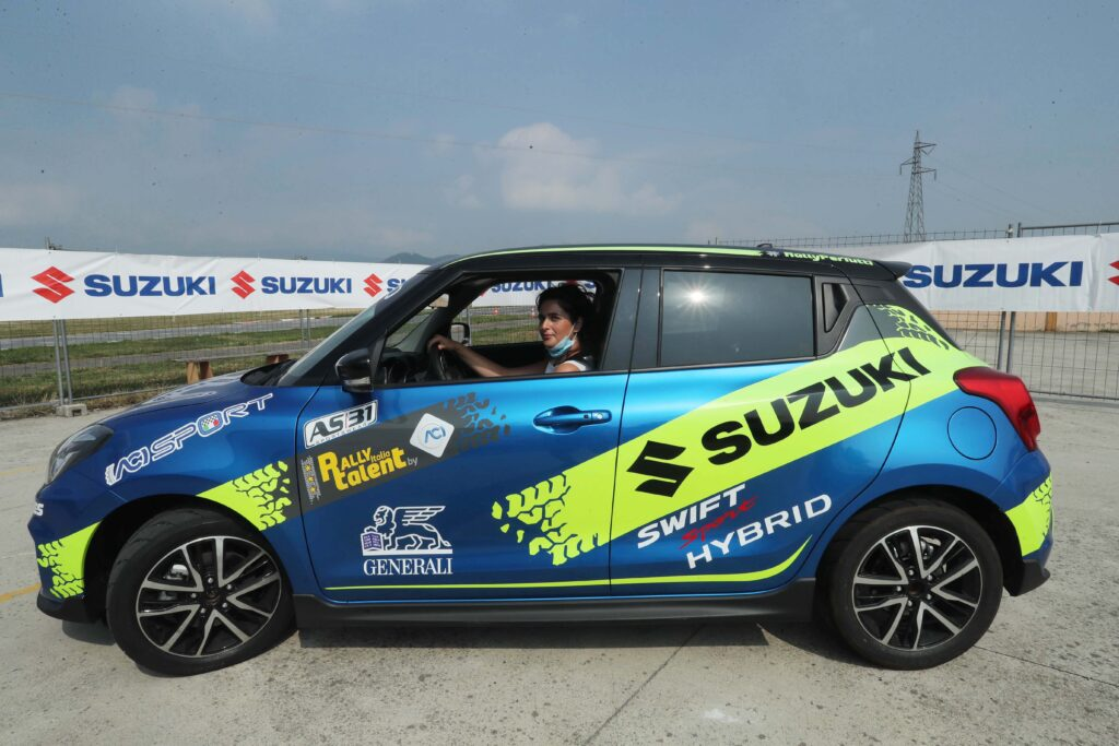 Suzuki Swift Sport Hybrid: prima hot hatch green della storia