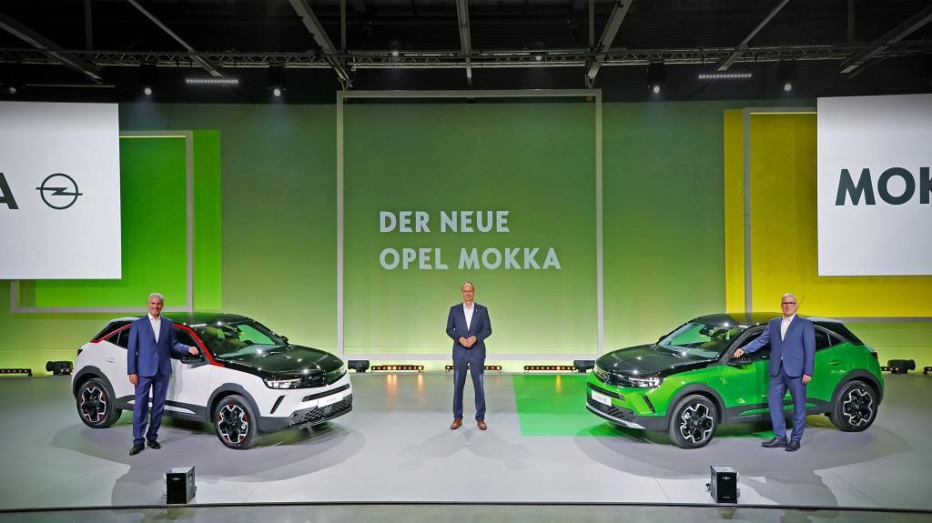 """Nuovo Opel Mokka: anteprima mondiale per il B-SUV da """"primo della classe"""""""