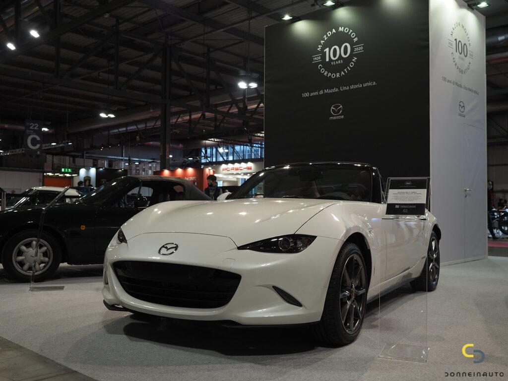 Mazda MX-5 100th Anniversry Special Edition