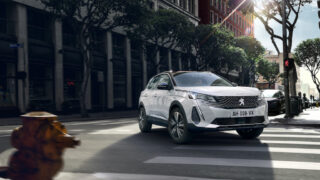 Il restyling di Peugeot 3008: road to something more