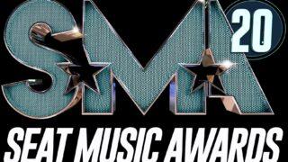 """SEAT MUSIC AWARDS 2020: sotto la """"Luna del Grano"""""""