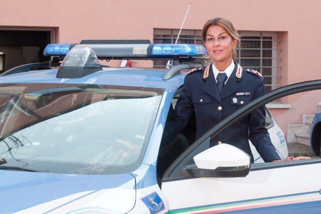 Dott.ssa Federica Deledda, Vice Questore della Polizia di Stato e Dirigente Polizia Stradale di Cremona