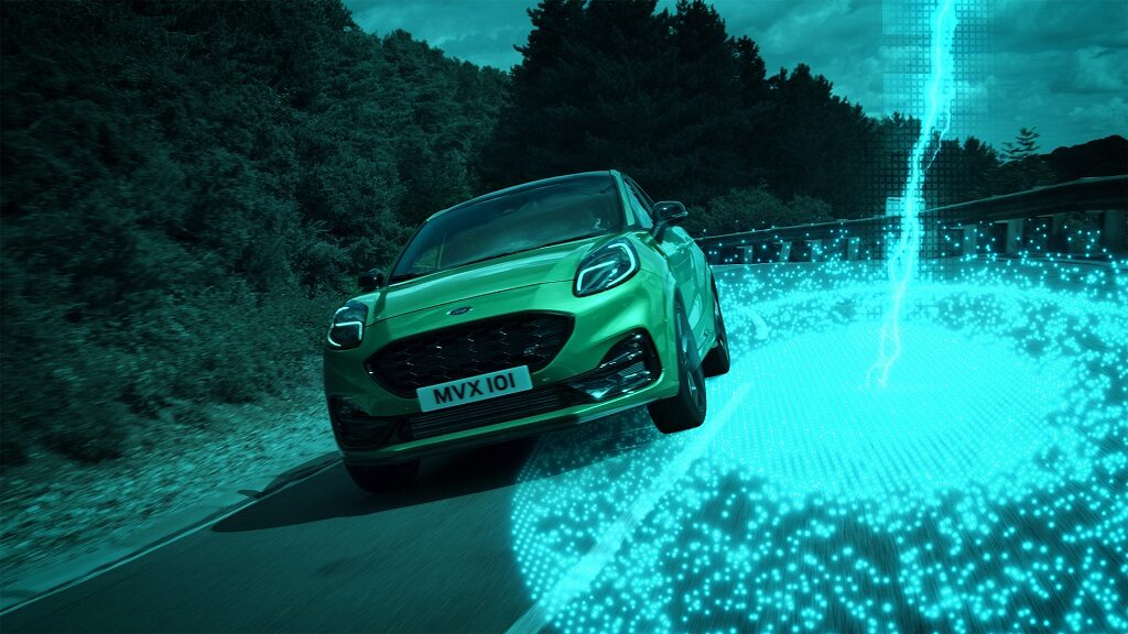 Ford Breaks New Ground With Exciting Interactive Film Series to