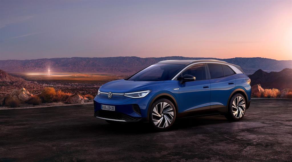 Volkswagen ID.4, il SUV compatto e full electric