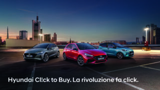 Con Hyundai Click To Buy l'auto si compra online, come un vestito