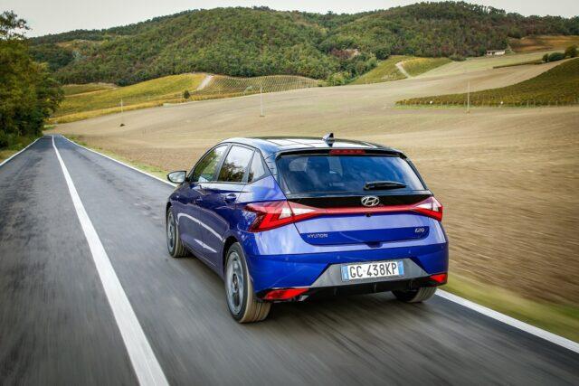 Nuova Hyundai i20 (21)