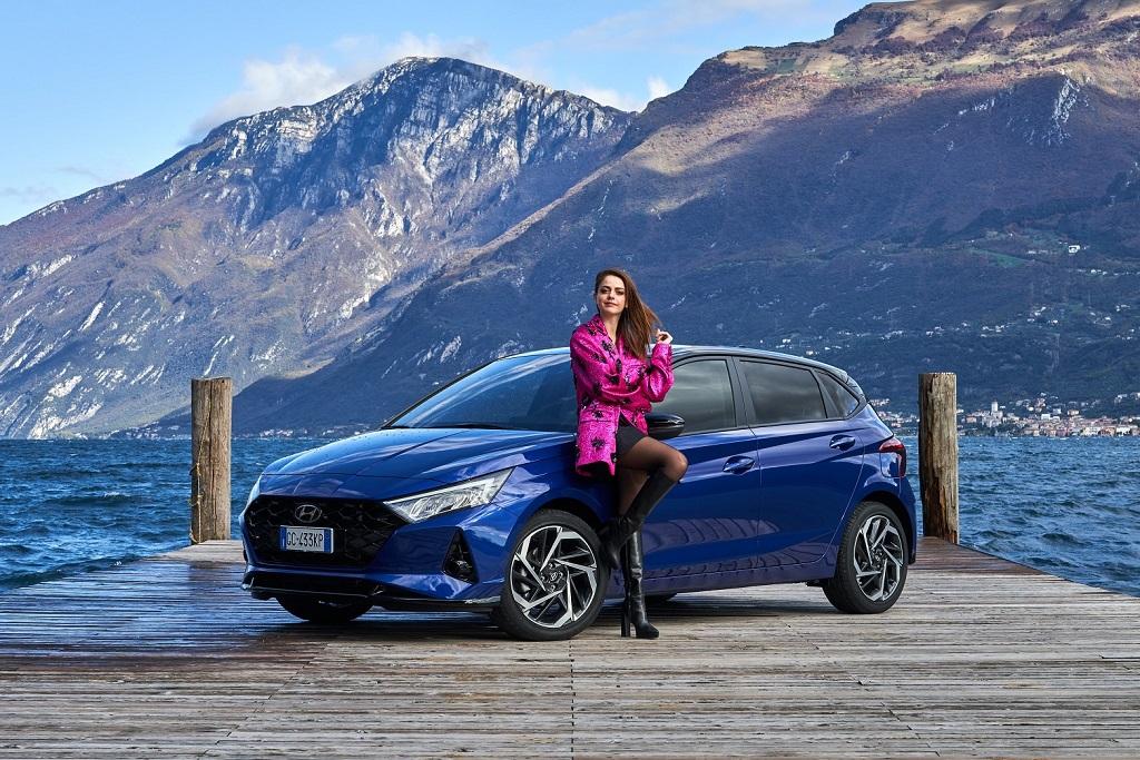 Nuova Hyundai i20 Hybrid, la segmento B nata per fare la protagonista a tutta…musica