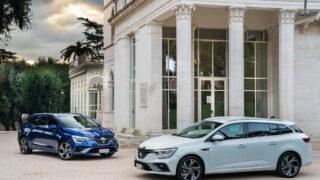 """Renault Mègane Sporter E-TECH Plug-in Hybrid, la station wagon """"alla spina"""""""