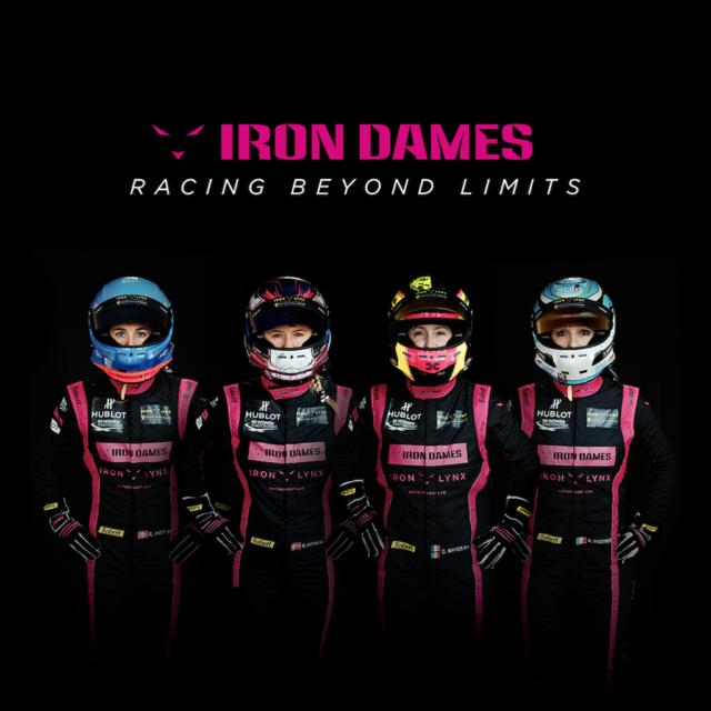 web series iron dames
