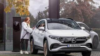 Mercedes EQA, ideale per la mobilità secondo la Stella