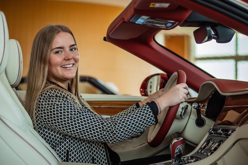 Bentley e le donne: tre muse ispiratrici dell'auto del 2020