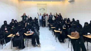 Ecco cosa fare per diventare istruttrici di guida In Arabia Saudita