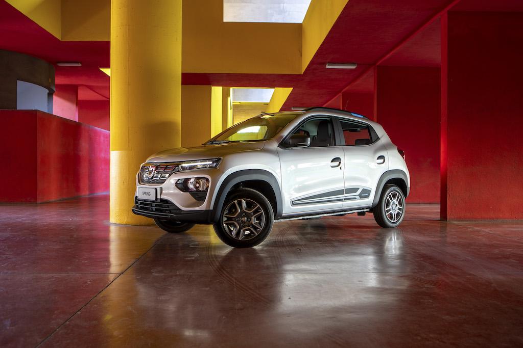 Dacia Spring, l'elettrica più economica d'Europa