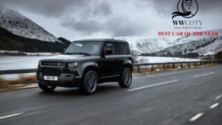 L'auto dell'anno 2021 per le donne è Land Rover Defender