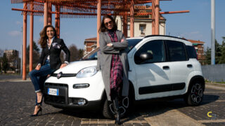 Panda ibrida, come arredare l'auto più amata dagli italiani!
