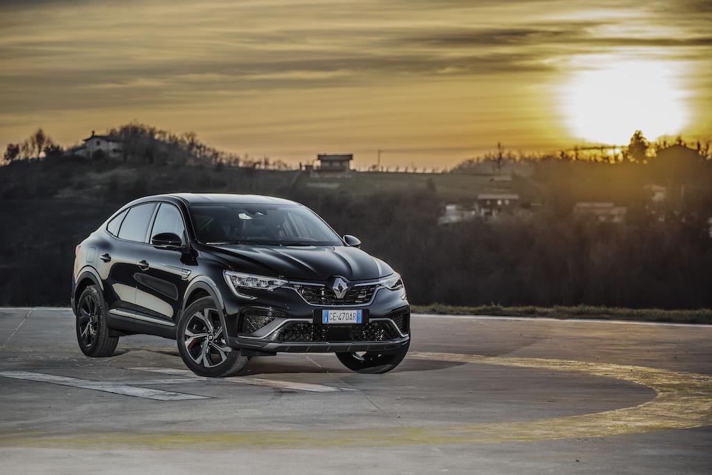 Renault Arkana, la nostra prova della R.S. Line
