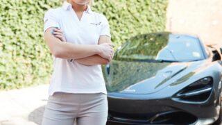 """McLaren: Ella Podmore è """"giovane ingegnera dell'anno"""""""