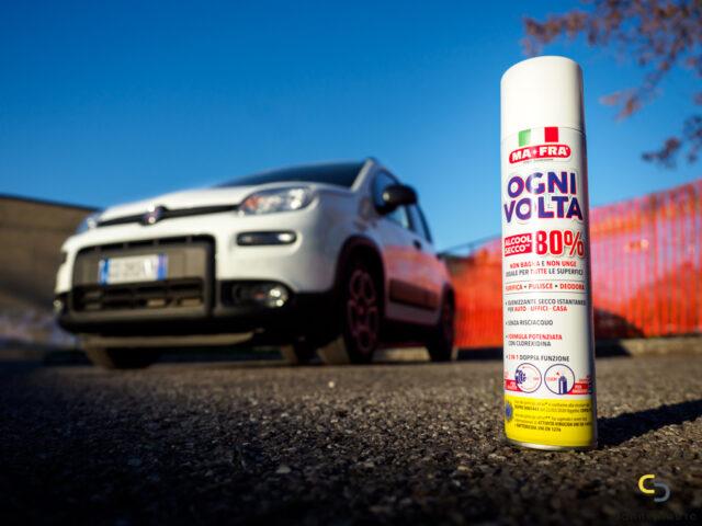 Spray igienizzante Mafra
