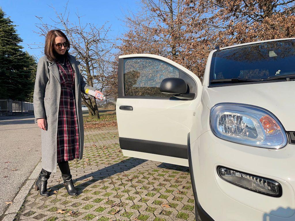 Ogni Volta di MAFRA: lo spray igienizzante non solo per le auto