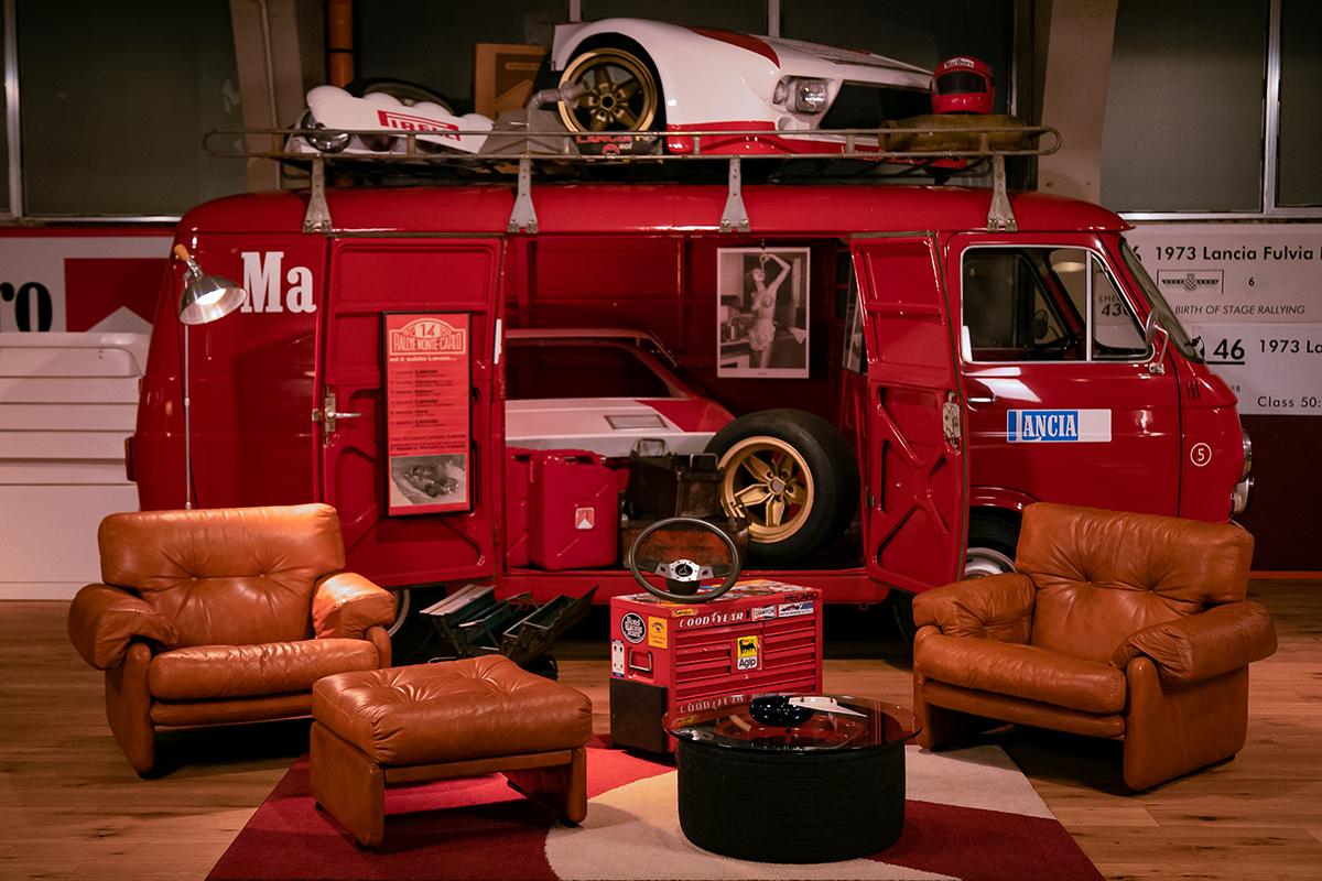 Auto e design: Giacomo Lazzaro porta nelle vostre case parti di auto!