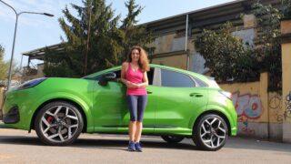 Ford Puma ST, la nostra prova: graffiante e sportiva